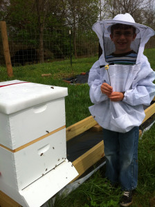 BEEKEEPING 101 is great for all ages!