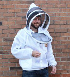 Beekeeping Jacket Opening Veil
